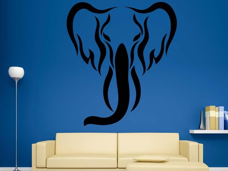 Der Elefantenkopf