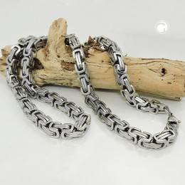 Armband KönigsKette 7mm Edelstahl