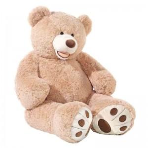 Kuscheltier Bärenland Teddy Bär XL 140cm