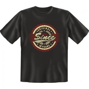 Fun T-Shirt - Original since 18