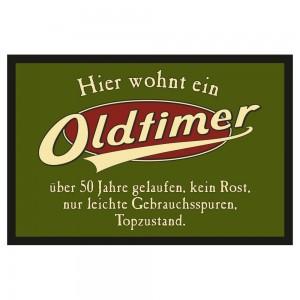 Fußmatte Türmatte Fußabtreter - Oldtimer