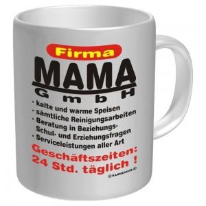 Kaffeebecher Tasse - Firma Mama GmbH