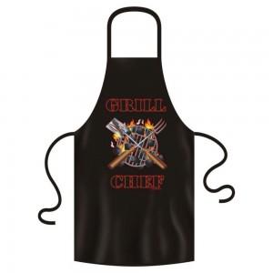 Schürze Küche & Grill - Grill Chef