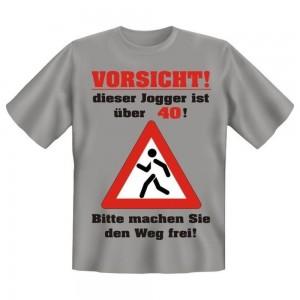 Fun T-Shirt Jogger über 40