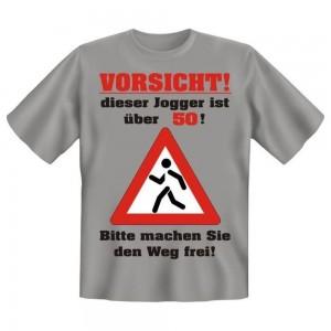 Fun T-Shirt Jogger über 50