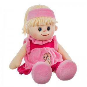 Puppe Poupetta Liesel mit blondem Haar 30cm