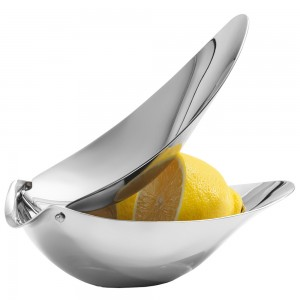 Zitronenpresse CALLISTA Edelstahl poliert