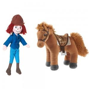 Bibi und Tina Puppe Tina und Pferd Amadeus als Set