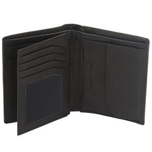 Geldbörse Leder schwarz RFID Schutz
