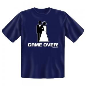 Fun T-Shirt Game over
