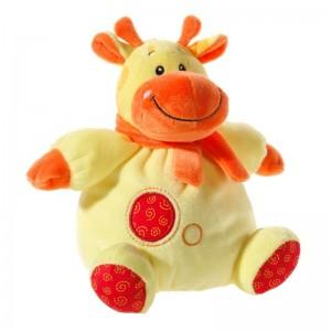 Mes Amis Baby Spielzeug Kuscheltier Giraffe 20cm