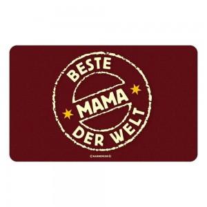 Frühstücksbrettchen Brett Brotzeit - Beste Mama der Welt