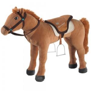 Bibi und Tina Reittier Pferd stehend Amadeus klein 75cm