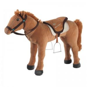 Bibi und Tina Pferd Amadeus stehend 100cm Reitpferd