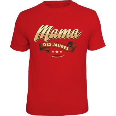 Fun T-Shirt - Mama des Jahres