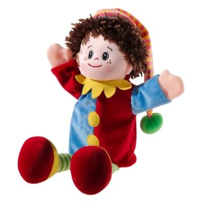 Puppe Poupetta Handpuppe Kasperl Kasperle 30cm