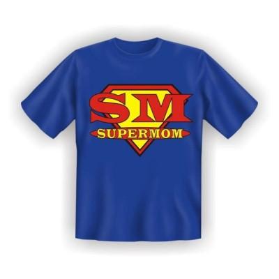 Fun T-Shirt Super Mom