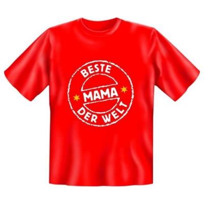 Fun T-Shirt Beste Mama