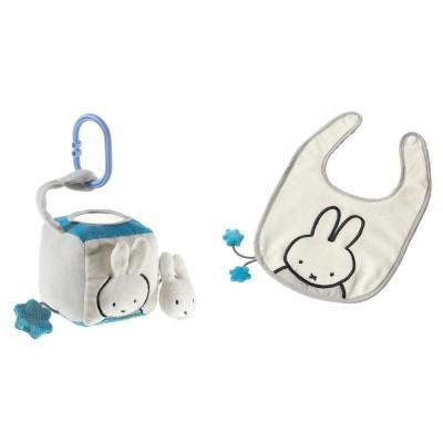 Miffy Gots Lätzchen und Rassel