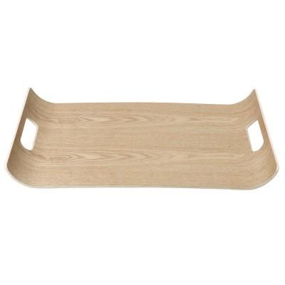 Blomus Tablett WILO Hartholz mit rutschhemmender Oberfläche