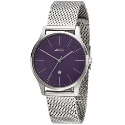 Damen Armbanduhr Quarz Analog Edelstahl Datum Damenuhr