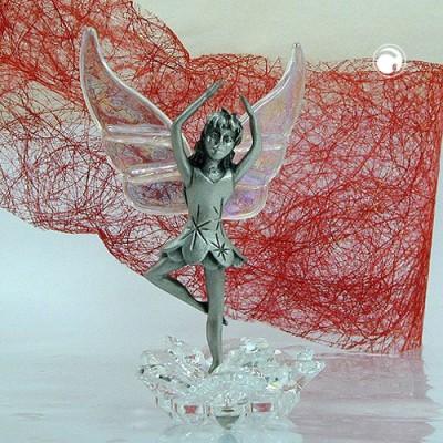 Zinnfigur Elfe in Ballettpose