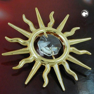 Suncatcher Sonne Kristallglas