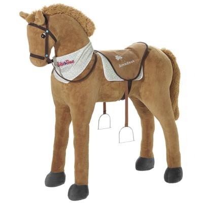 Bibi und Tina Reittier Pferd Amadeus stehend XXXL 113cm