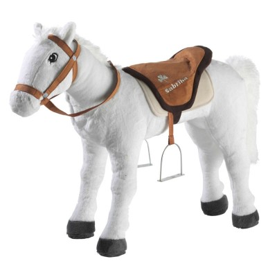 Bibi und Tina Pferd Sabrina stehend 100cm Reitpferd