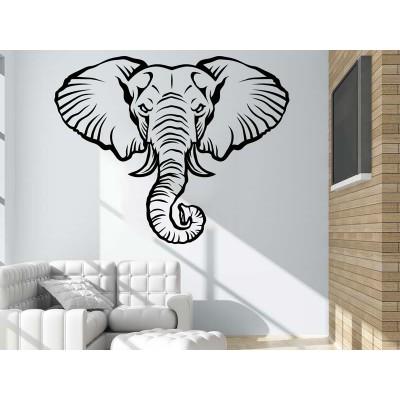 Elefantenkopf