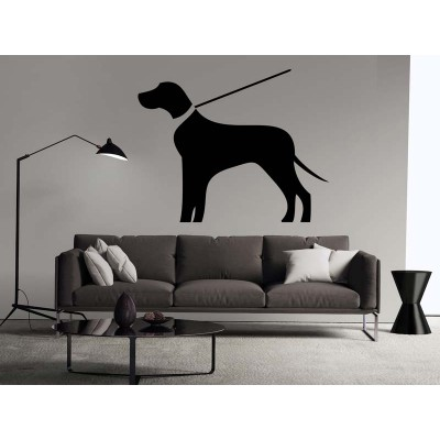 Eleganter Hund