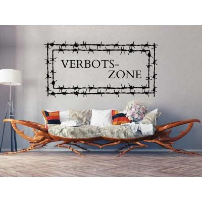 VERBOTS-ZONE